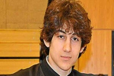 Dzhokhar Tsarnaev Boston